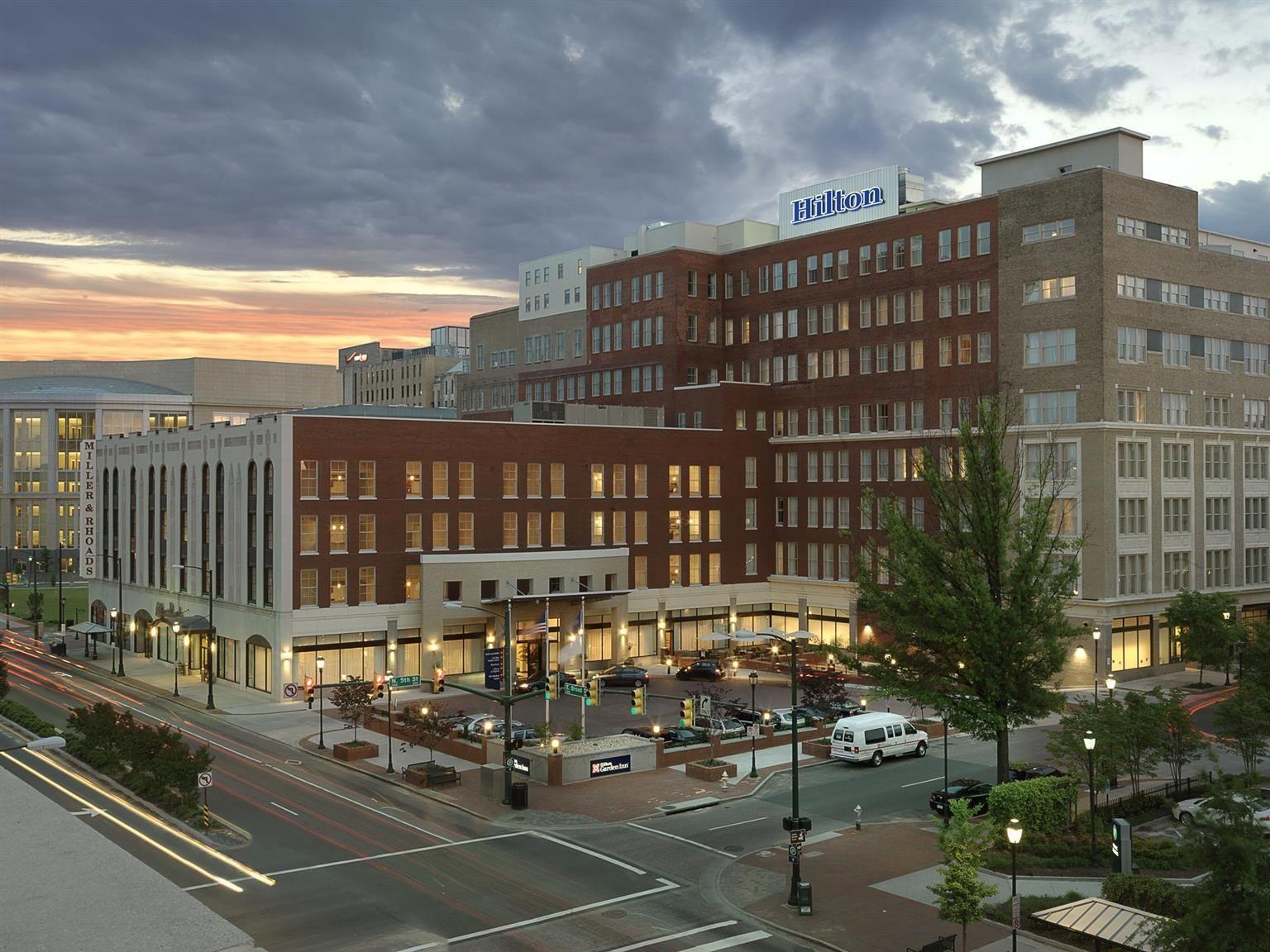 Richmond (VA) Hilton Richmond Downtown United States, North America ...