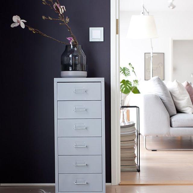 Ikea \u0027Helmer\u0027 cabinet White white white Pinterest