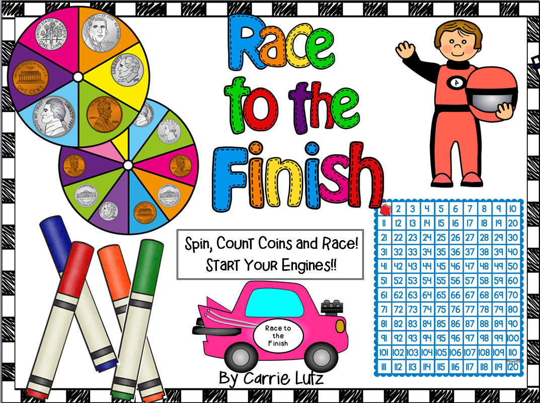 Race To The Finish Is A Super Motivating Way For Your