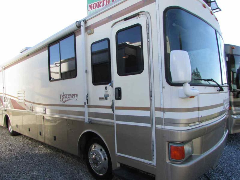 1998 Fleetwood Discovery 36t For Sale Ringgold Ga Rvt Com Classifieds Fleetwood Discovery Rvs For Sale Diesel For Sale