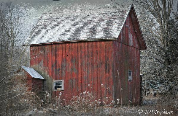 Morris Turnpike Barn