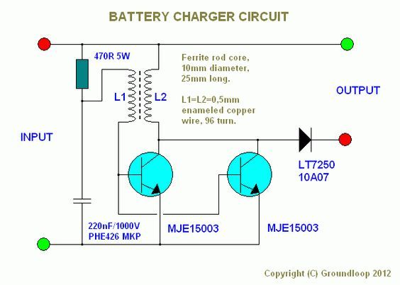 12v 60a Car Battery Maybe Dead Battery Charger Circuit Battery Charger Battery