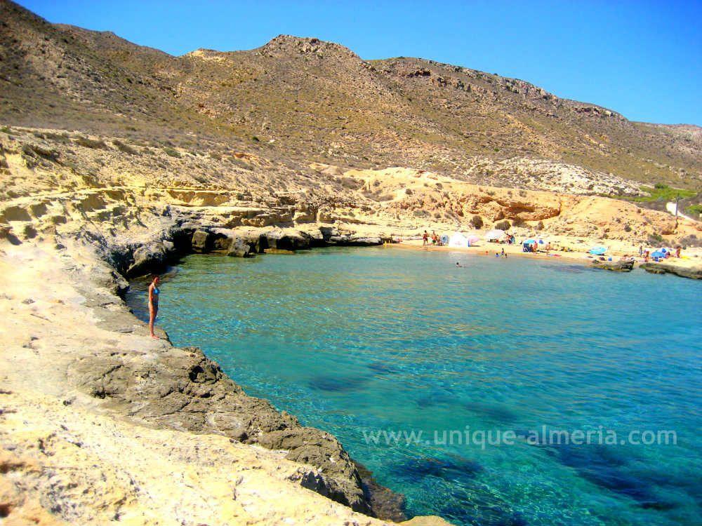 El playazo beach rodalquilar cabo de gata nijar for Cabo de gata spain