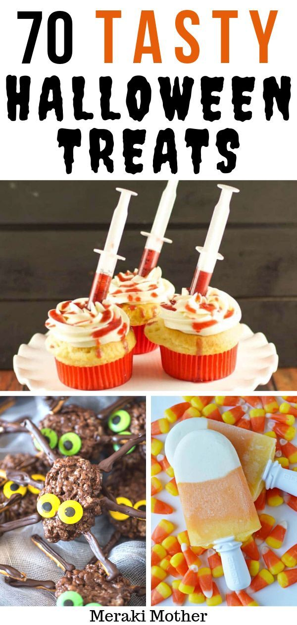 Ultimate List of Halloween Food Ideas Halloween food for