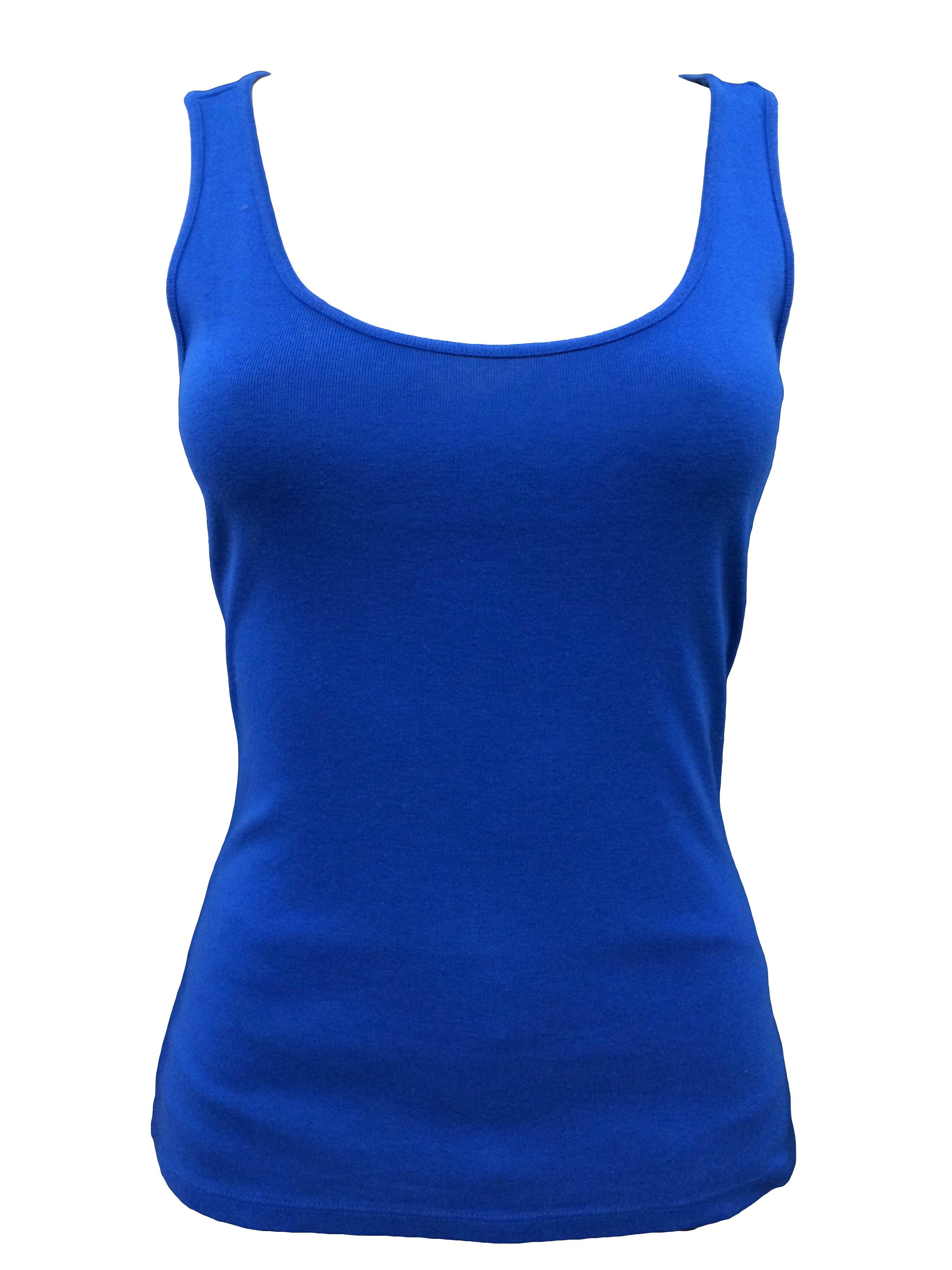 Blue Tank Top. $19.95 http://www.davidclineonline.com/tank-tops-blowout/blue-tank-top