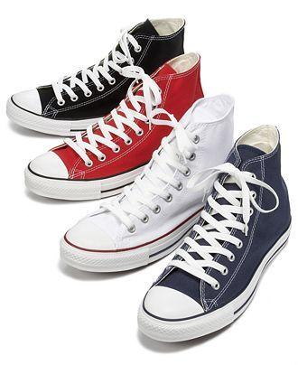 Converse shoes, Chuck taylors