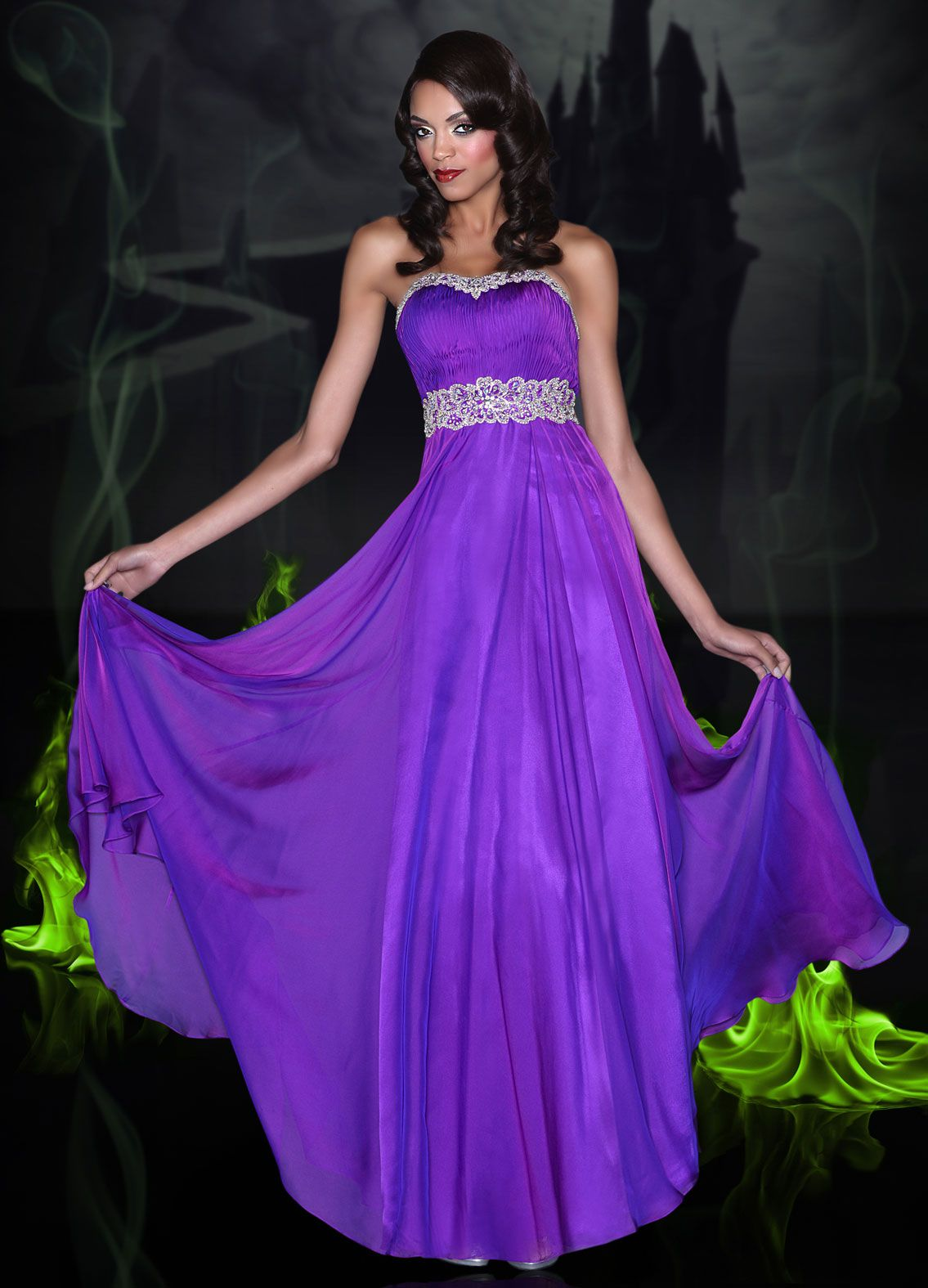 Prom gown by xcite prom prom pinterest disney prom dresses