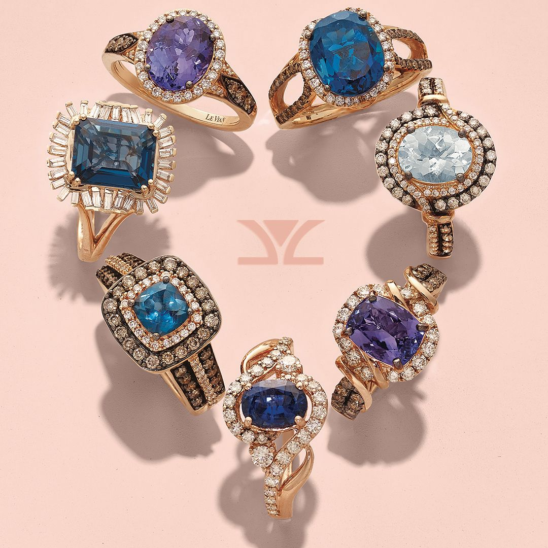 The Le Vian Gems You Love! Discover the trendsetting style of ...
