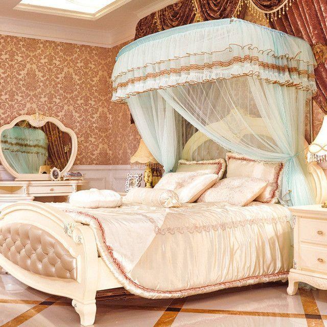 Best Luxury Three Door Bed Folding Tent Bed Curtains 400 x 300
