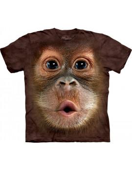 Wow Great Apes TShirt Animal tshirt, Baby orangutan