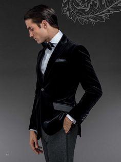 black velvet blazer - Google Search | Posh Suits | Pinterest ...