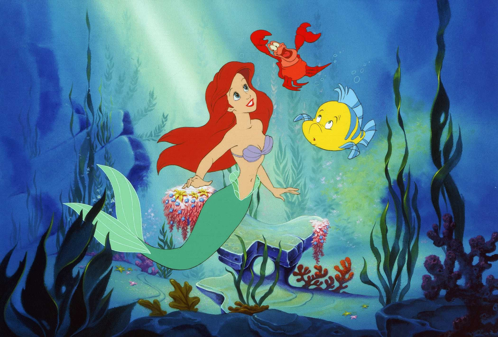 fashion inspiration: disney's the little mermaid, part two