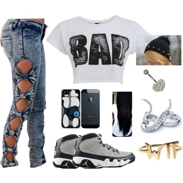8df951737b86fa polyvore outfits for teenage girls with jordans - Google Search Teen Swag  Outfits