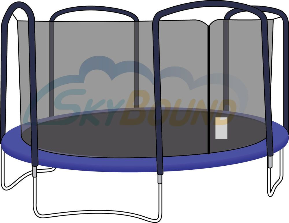 Us 94 99 New In Toys Hobbies Outdoor Toys Structures Trampolines Store Ebay Net Fit 15 Ft Trampoline Trampoline Pad