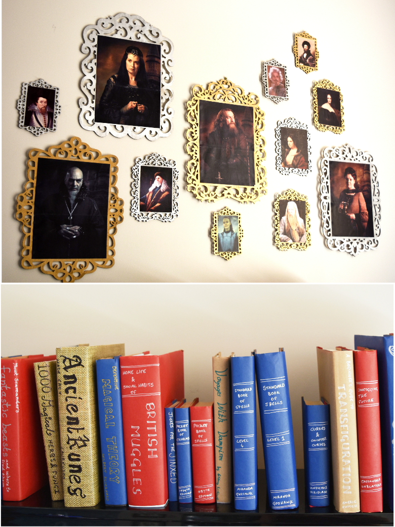 Wizard Boy Birthday Party Printables Supplies Decorations