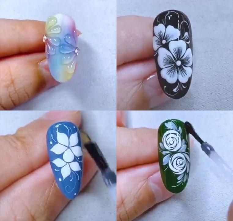 Photo of Nails Art The Best Nail Art Designs Compilation #94