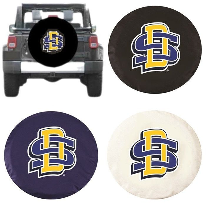 Use The Code Pinfive To Receive An Additional 5 Discount Off The Price Of The South Dakota State University Jackrab South Dakota State Tire Cover South Dakota