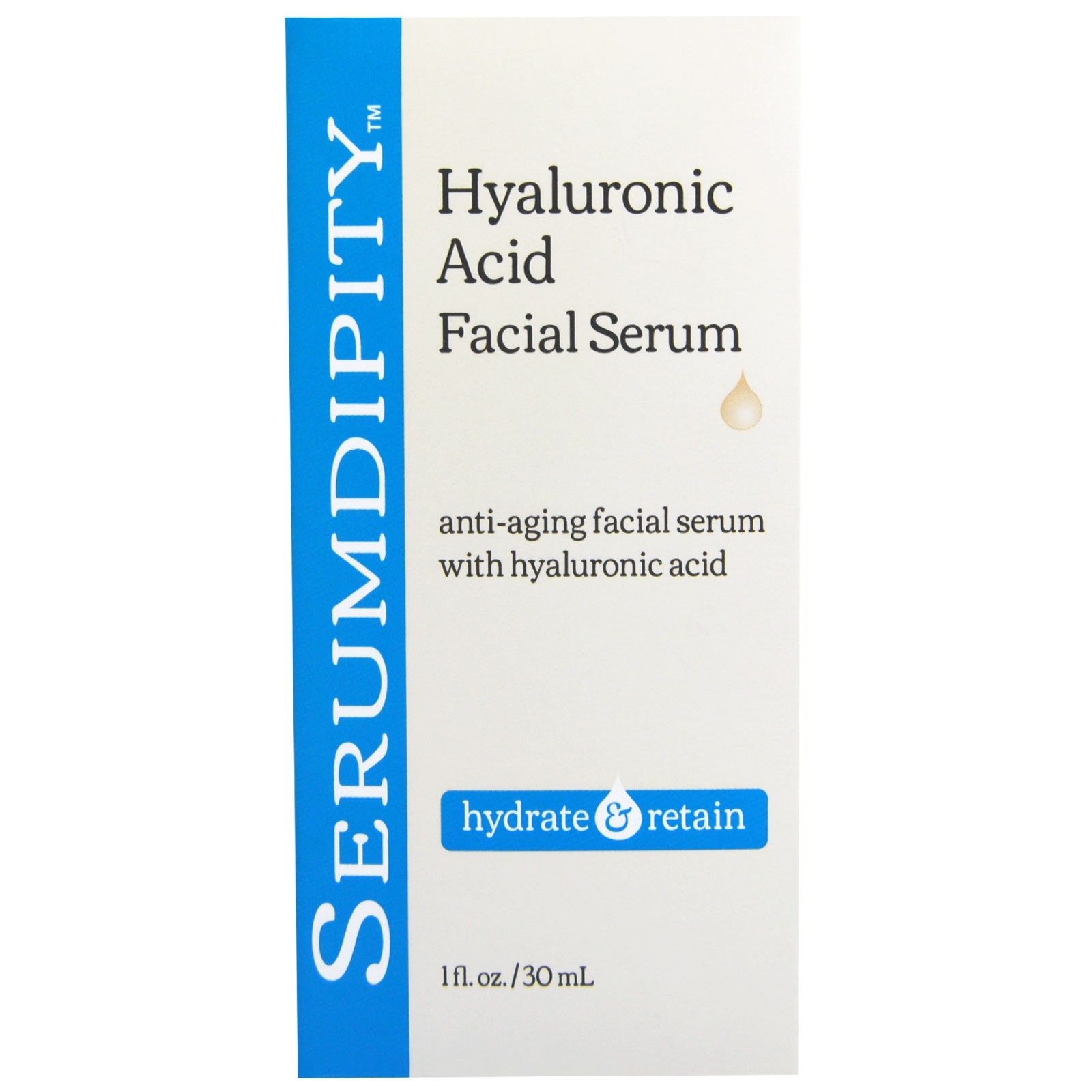 Madre Labs, Serumdipity, Hyaluronic Acid Facial Serum, Hydrating Skin Care, 1 fl. oz.(pack of 6) Yes To Grapefruit Correct & Repair Brightening Facial Wipes, 25 ct (Pack of 3) + 3 Count Eyebrow Trimmer