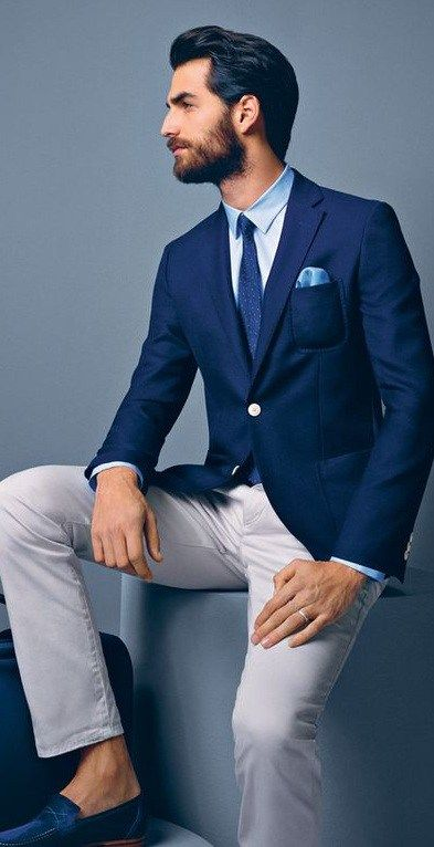 b7339699321 How To Dress Business Casuals- Men s Style Guide