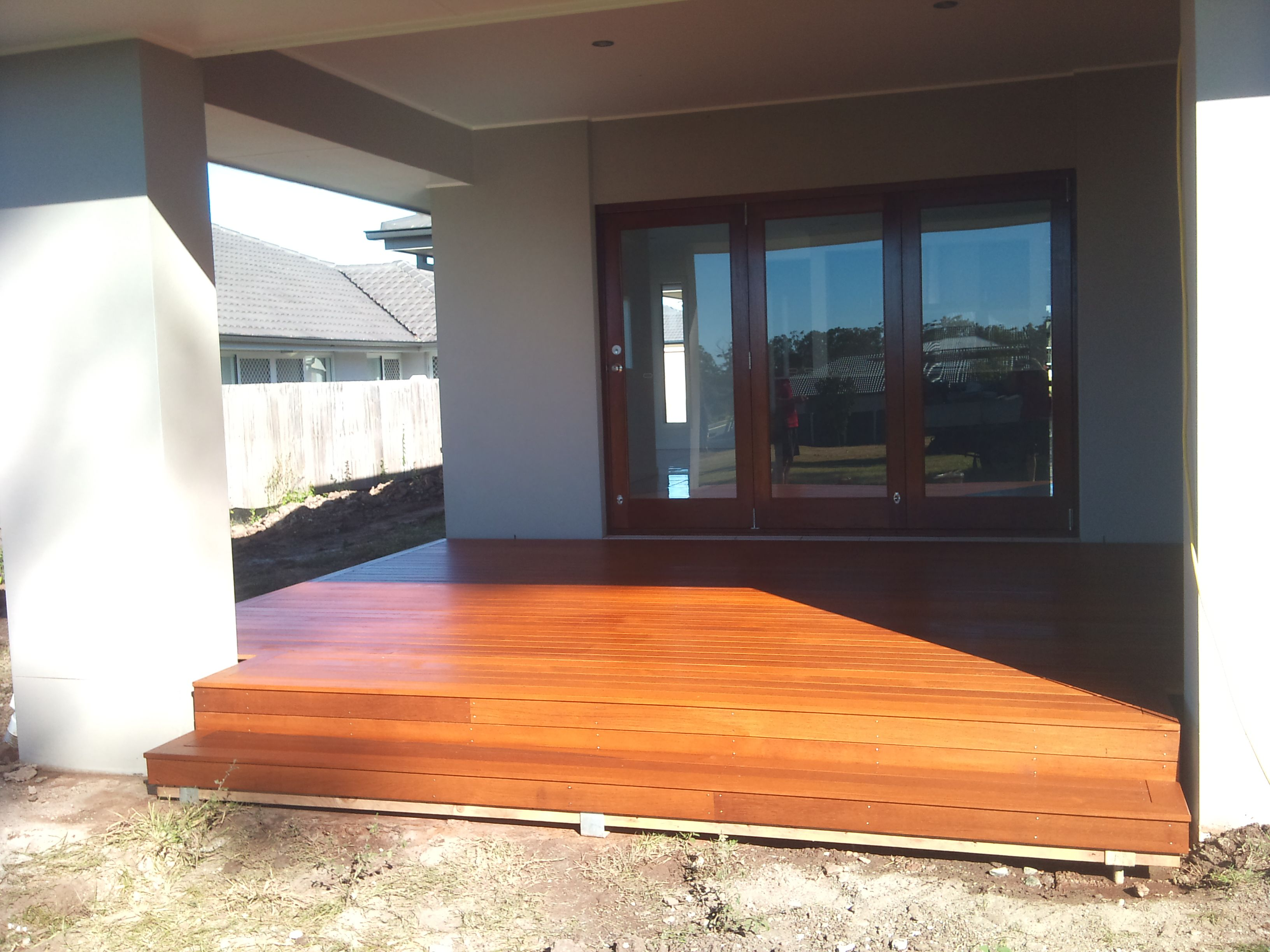 Decking Designs Brisbane Deck Design Timber Door