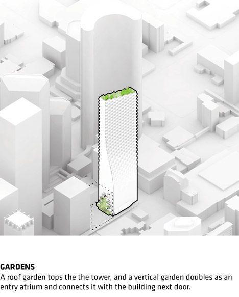 BIG's Telus Sky Tower skyscraper breaks ground