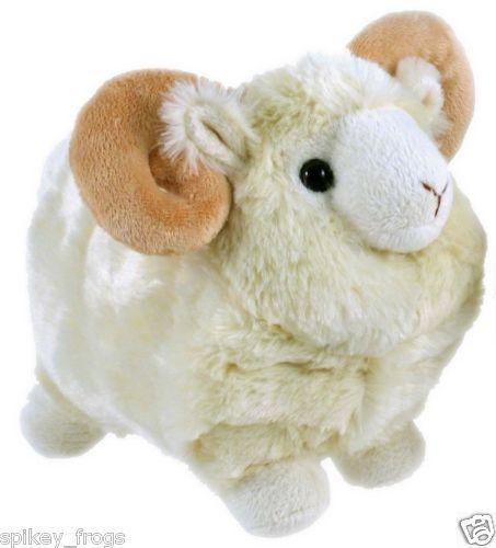 New Ram Macarthur Soft Stuffed Animal Plush Toy 25cm 10inch