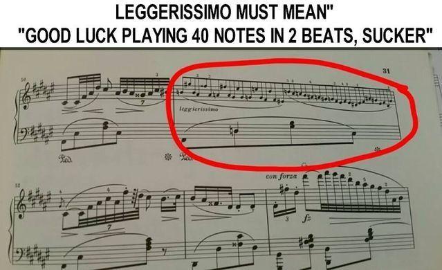 Violinhumor Music Puns Music Humor Band Jokes
