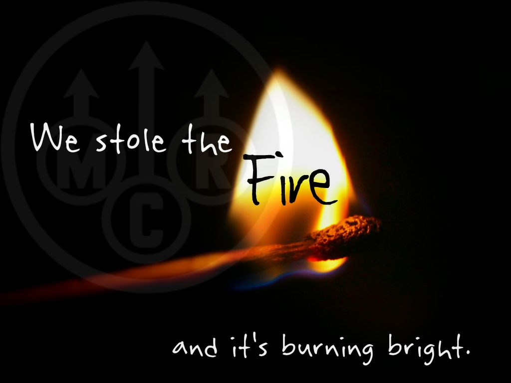 Burn Bright by MCR