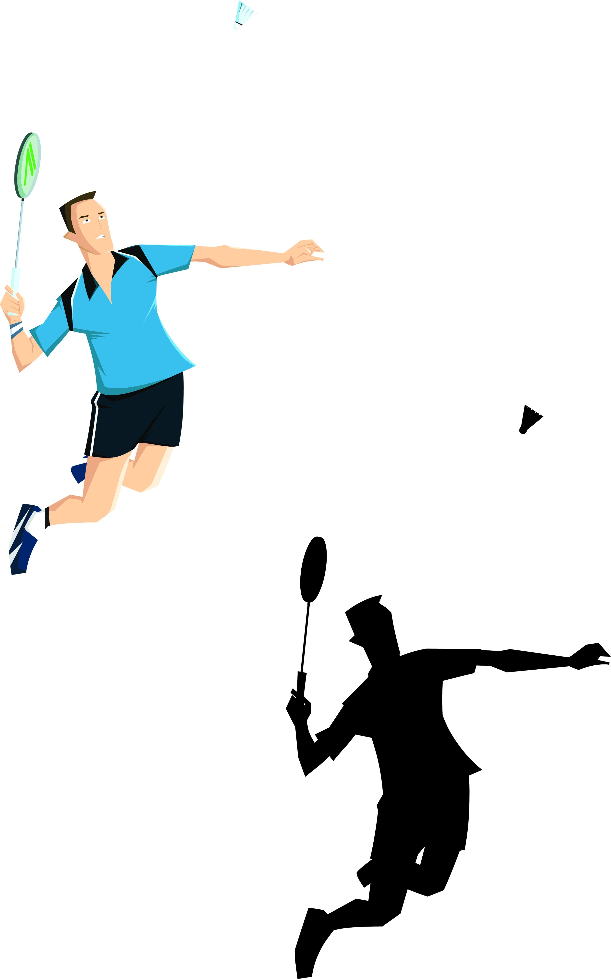 how to jump smash in badminton