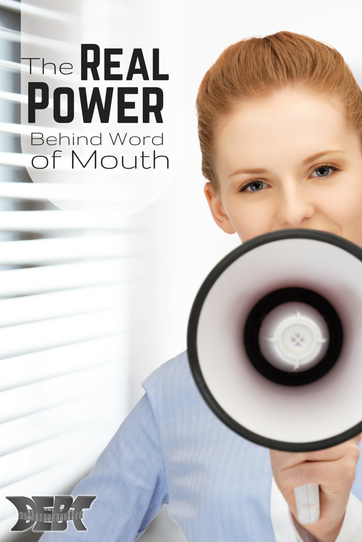 entrepreneurship ideas I've been a small business owner for some time, dabbling in different niches, but I have finally found my spot http://www.debtroundup.com/power-of-word-of-mouth/