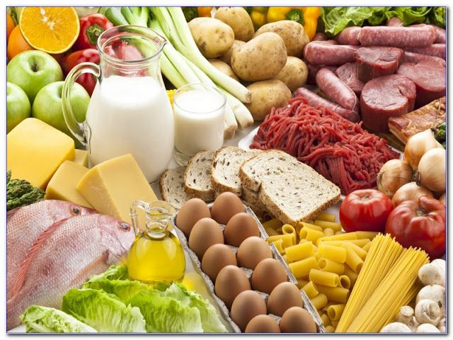 Accredited online nutrition degree programs are available at the