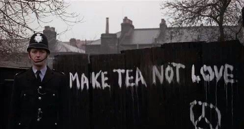 Make tea.