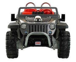 Power Wheels Jeep Hurricane Extreme 12 Volt Ride On | House ...