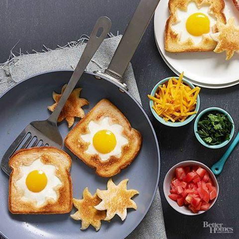 Breakfast in America!