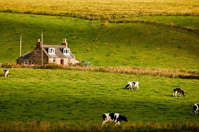 Scotland Map farm | Scottish Farm | Flickr - Photo Sharing!