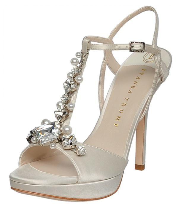 f40451f5142 Ivanka Trump Wedding Shoes