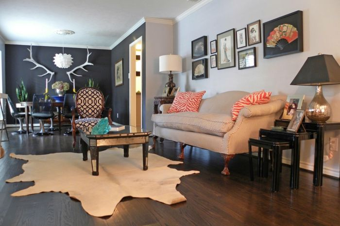 111 Wohnzimmer Ideen - Die besten Nuancen für eine moderne - moderne bilder fürs wohnzimmer