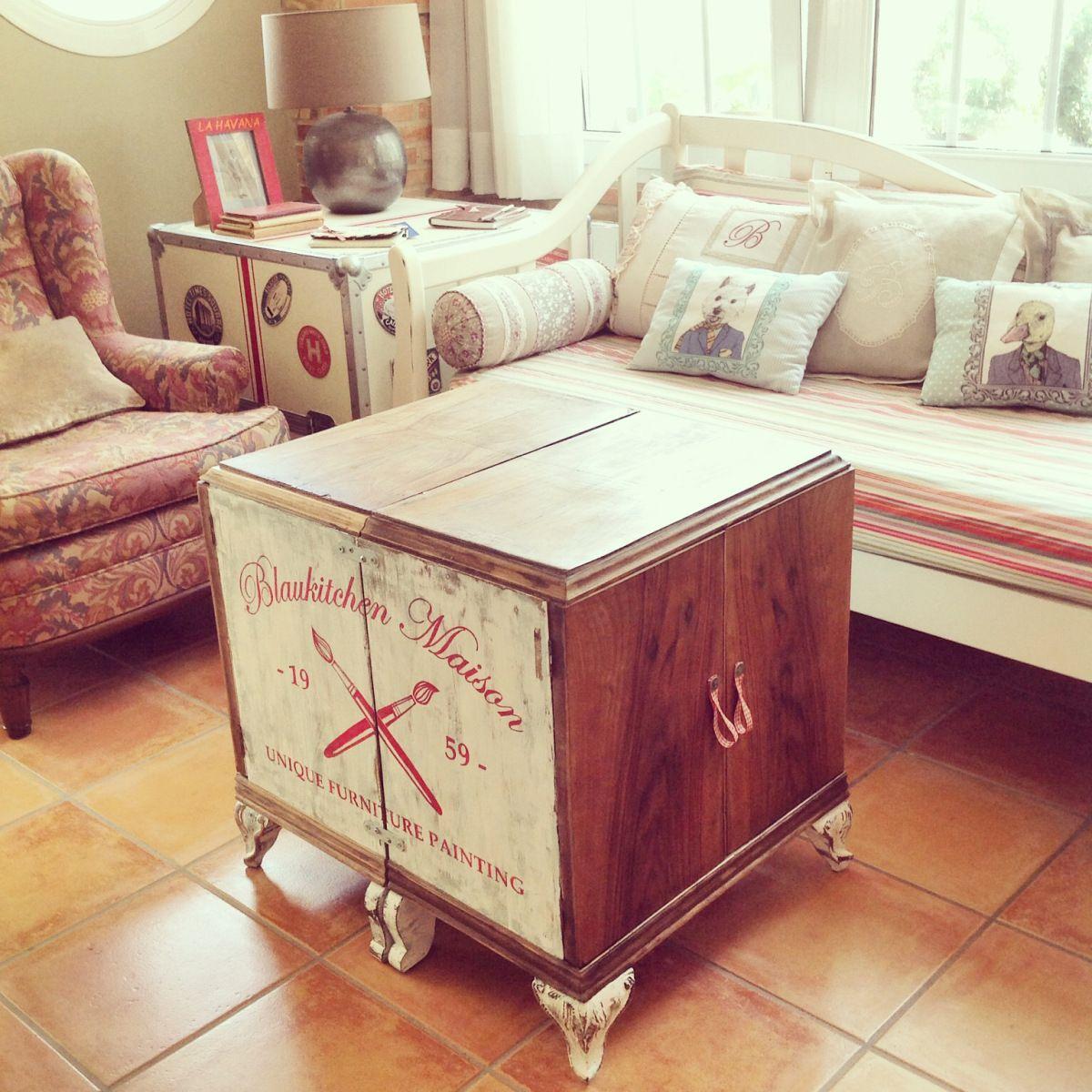 Ideas Para Reciclar Muebles Viejos. Awesome Cuando Los Decoradores ...