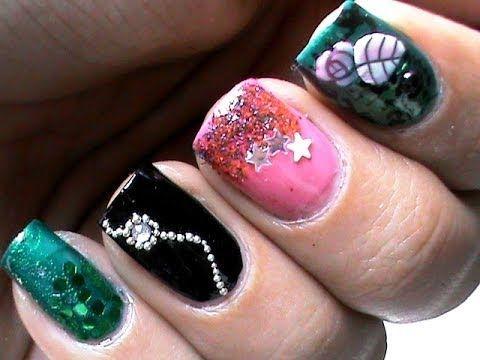 easy and lovely nail art for beginner  nail polish