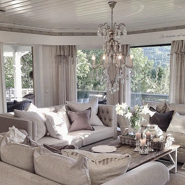 21 Fabulous Rustic Glam Living Room Decor Ideas: Pinterest : Brittesh18 ♡