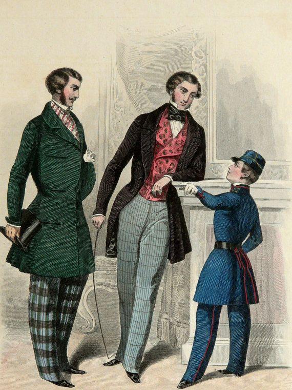 Unavailable Listing On Etsy Mens Fashion Illustration Vintage Mens Fashion Historical Fashion