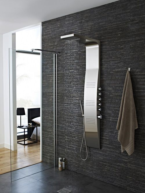 contemporary shower room - Google Search