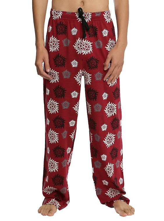 these look like supernatural snowflakes! I think I just found my xmas pjs!!! 3c399830c