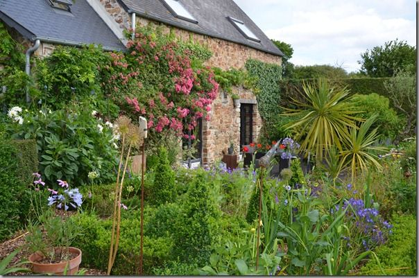 Maison Normande Home Jardin Pinterest Normandie and France