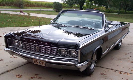 1966 chrysler newport convertible such cool cars great design and mucho power