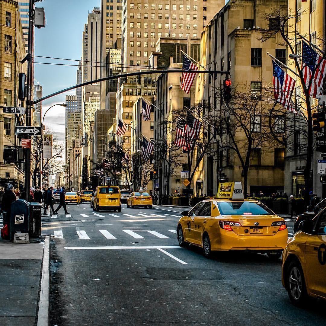 5ef76a7143b Şehir içinde resmen yabancıyım... New York Taxi