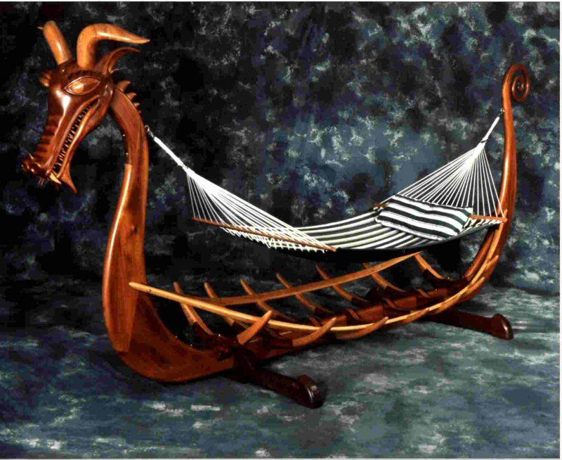 Viking Ship Hammock Research For Possible Future Project