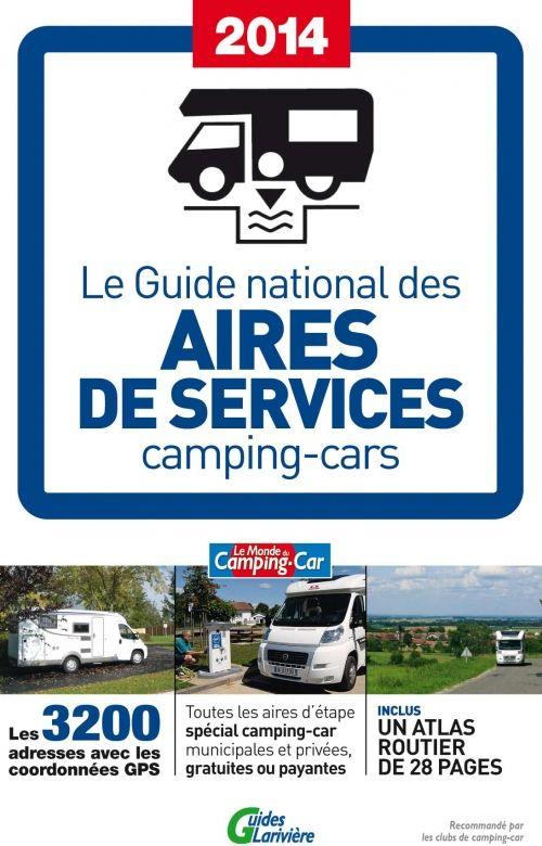 Dans toute la France, il existe environ 3000 aires de service pour camping-car et fourgon aménagé. Mais encore faut-il les trouver !