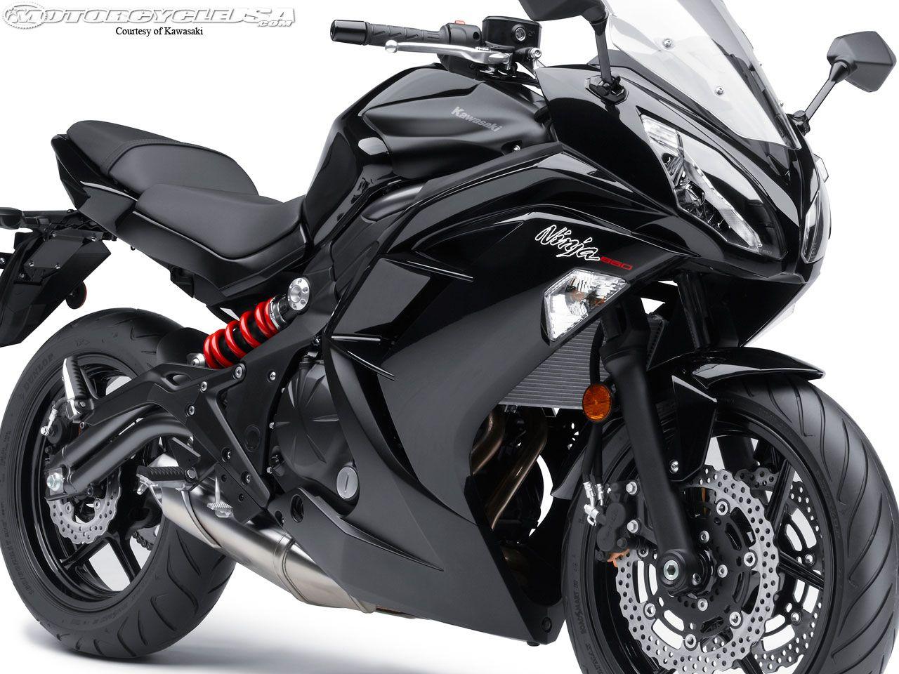 10 Best Kawasaki Ninja 650r Images On Pinterest