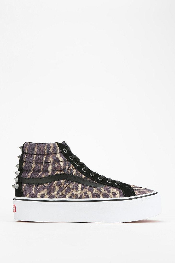 0270508b47 Vans Sk8-Hi Tiger Women s High-Top Sneaker  urbanoutfitters